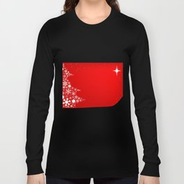 Red Christmas Long Sleeve T-shirt