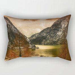 Austrian Wanderlust Rectangular Pillow