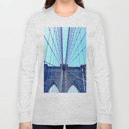 BROOKLYN BRIDGE - LIGHTER Long Sleeve T-shirt