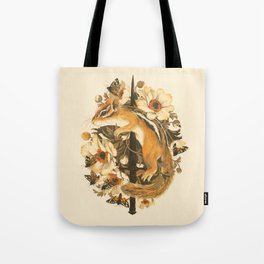 Rites of Moth & Bloom Tote Bag