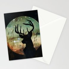 Deer 2 Stationery Cards