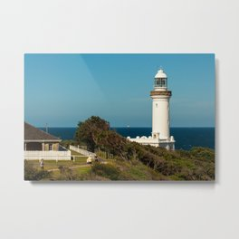 Norah Head Lighthouse, NSW Metal Print