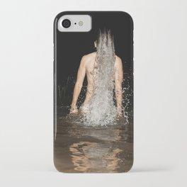 Ima Fountain iPhone Case