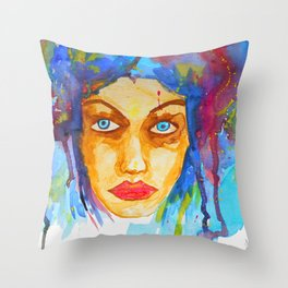 Christelle Throw Pillow