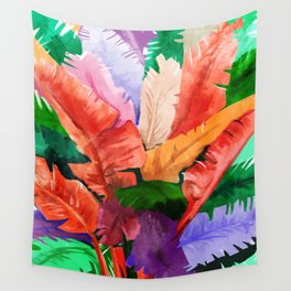 Banana Tree Wall Tapestry