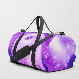 Celestial Owl Duffle Bag