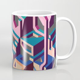 Psychedelic Dissection Coffee Mug