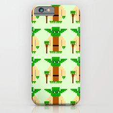 Pixel Yoda iPhone 6s Slim Case