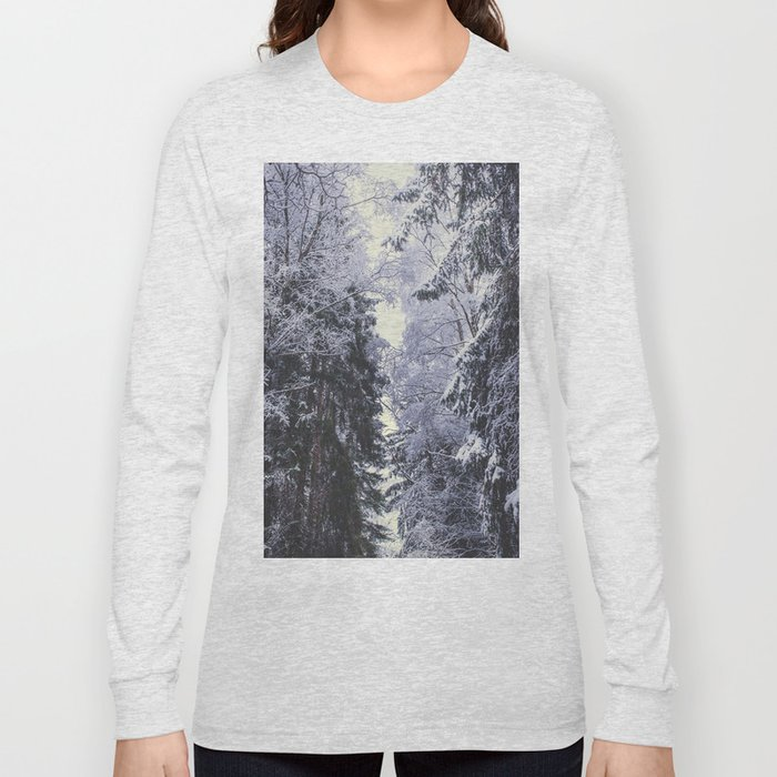 Freezing rastafaris Long Sleeve T-shirt