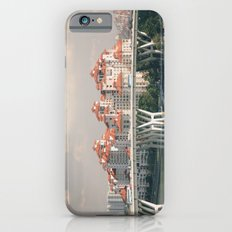 Red rooftops Slim Case iPhone 6s