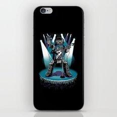 Jukebox Hero iPhone & iPod Skin
