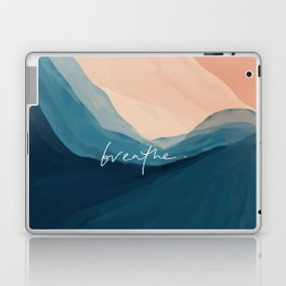 breathe. Laptop & iPad Skin