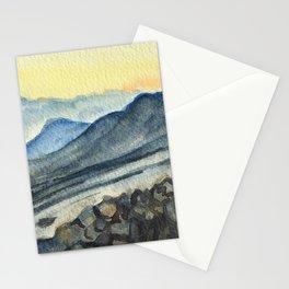 Haleakala Study Stationery Cards