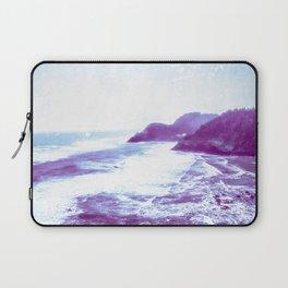 Vintage Coastal Sea Laptop Sleeve
