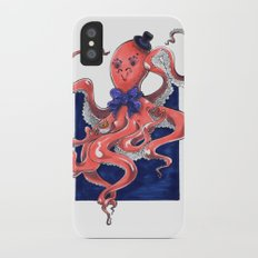 ::Mister Octopus:: iPhone X Slim Case