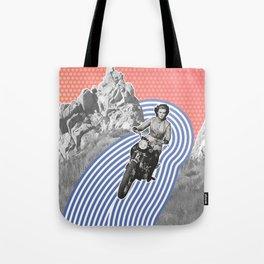 Moto Margret Tote Bag