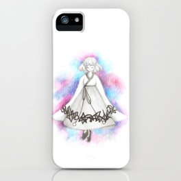 Girl of the Universe iPhone Case