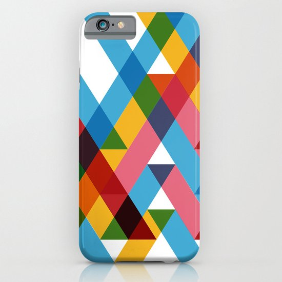 Ribbons Overlay ///www.pencilmeinstationery.com iPhone & iPod Case