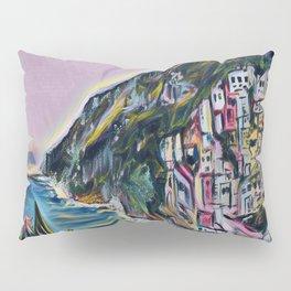 Amalfi Coast Italy Pillow Sham