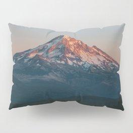 Mount Hood Sunset Pillow Sham