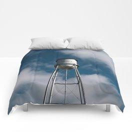 Marfa Water Tower Comforters