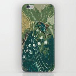 Little fish iPhone Skin