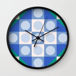 Beautiful Nights, Beautiful Days Wall Clock