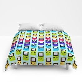 Rainbow Nostalgia Comforters