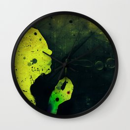 The Women in you Wall Clock