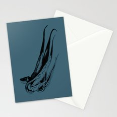 Giant Octopus Ver 3 - Transparent Stationery Cards