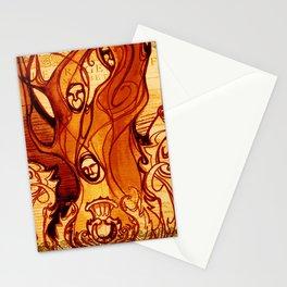 Macbeth Witches - Shakespeare Folio Illustration Art Stationery Cards
