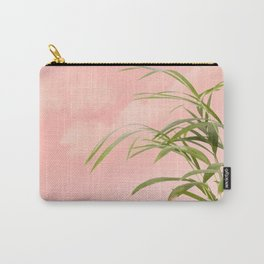 Minimal Botanical #digitalart #nature Carry-All Pouch