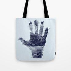 High five world Tote Bag