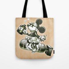 BOMBS AWAY Tote Bag