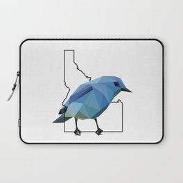 Idaho – Mountain Bluebird Laptop Sleeve