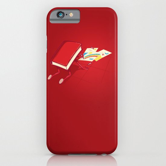 coloring book iPhone & iPod Case