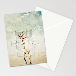 Kiss the Cook Stationery Cards