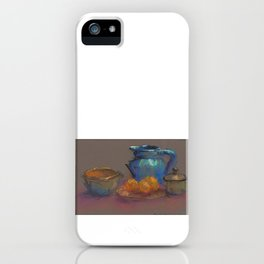 Pottery Composition iPhone Case