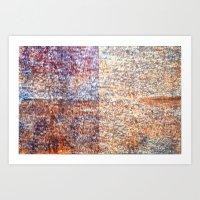 Abstract 18/3/14 Art Print