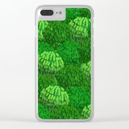 Wallpaper # 2 Clear iPhone Case
