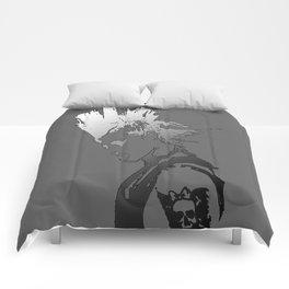 Rocker Chik 2 reverse Comforters
