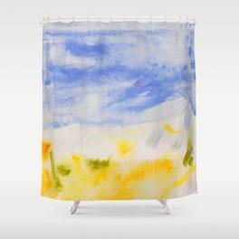 Summer Siesta Shower Curtain