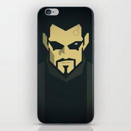 Jensen / Deus Ex: Human Revolution iPhone Skin