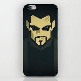 Jensen / Deus Ex: Human Revolution iPhone Skin