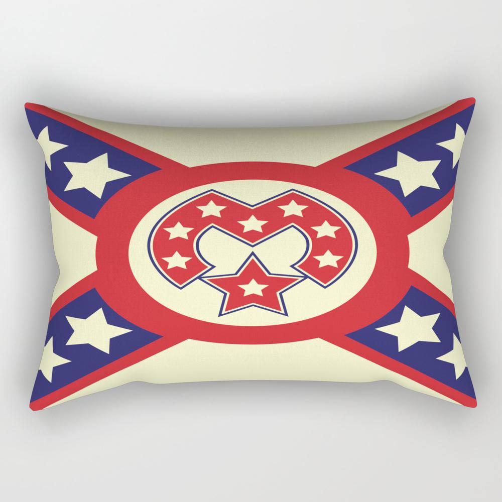Stunt Man Rectangular Pillow RPW856400