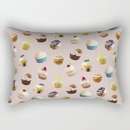 Cupcake royale Rectangular Pillow