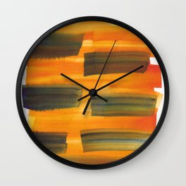 7 | Drench Me In | 190719 Wall Clock