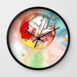 Bulan Wall Clock
