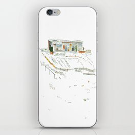 king of the allotments iPhone Skin