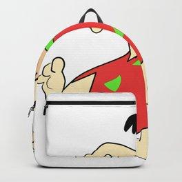 Dancing Flintstone Backpack